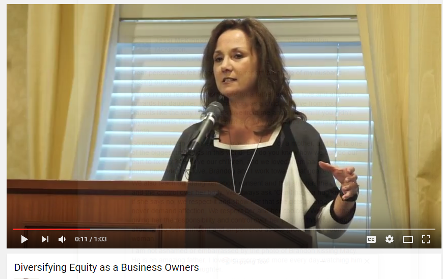 Julie Keyes video of Diversify Business Equity Minnesota